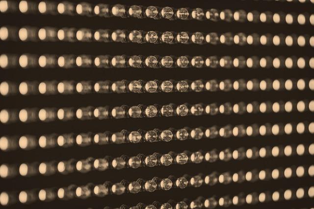 Led, Panel, Light, Spotlight, Light-emitting Diode