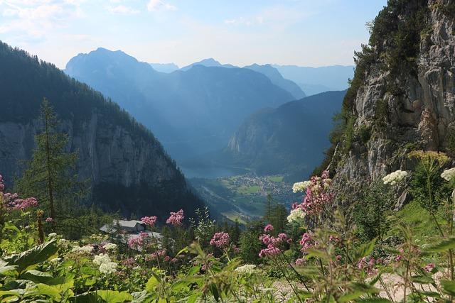 Mountains, Alpine, Austria, Landscape, Panorama
