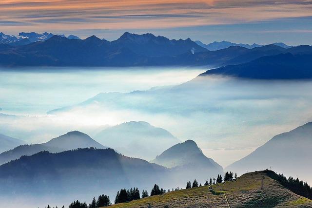Mountain, Panorama, Landscape, Nature, Alpine