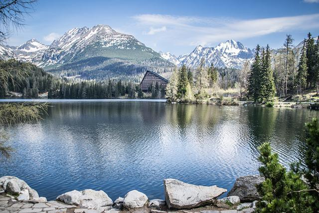 Pleso, Lake, High Tatras, Panorama, Mountains, Nature