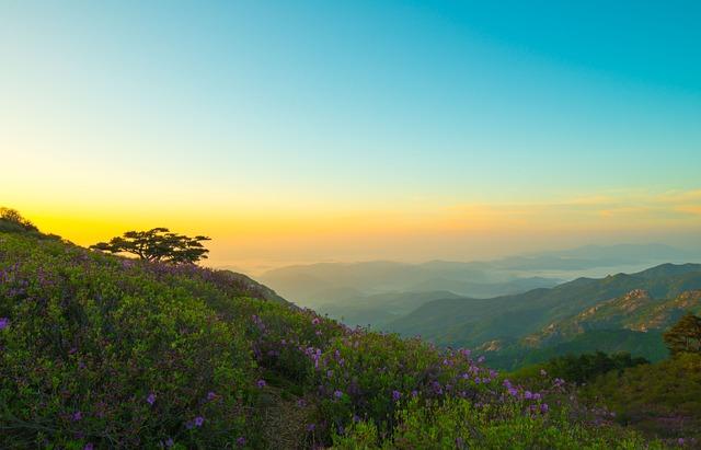 Nature, Mountain, Scenery, Heaven, Panorama Of, Travel