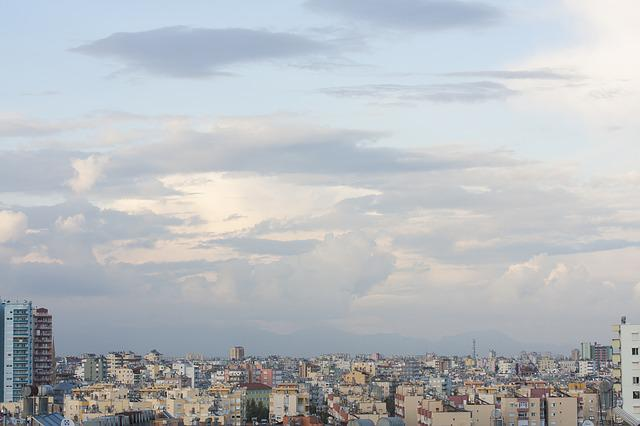 City, Panoramic, Outdoor, Architecture, Sky, Istanbul