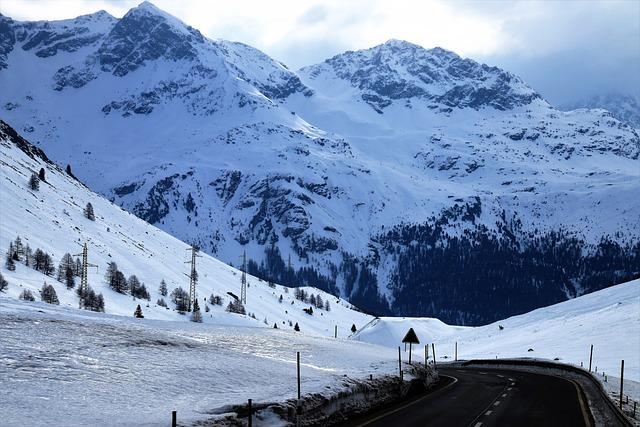 Snow, Mountain, Winter, Cold, Ice, Panorama, Panoramic