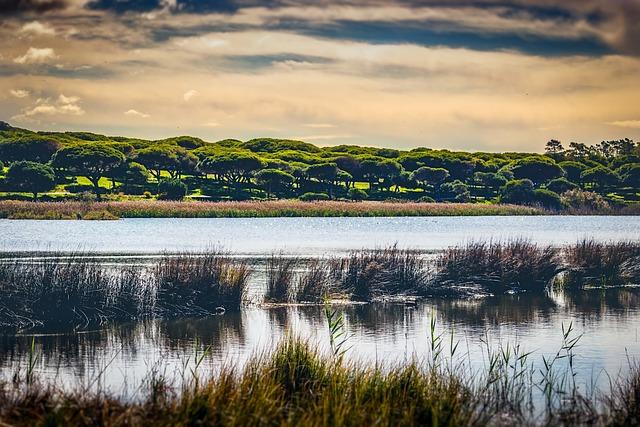 Water, Panoramic, River, Reflection, Lake, Sky