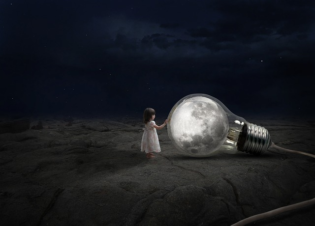 Folk, Light, Sky, Month, Planet, Panoramic, Dark