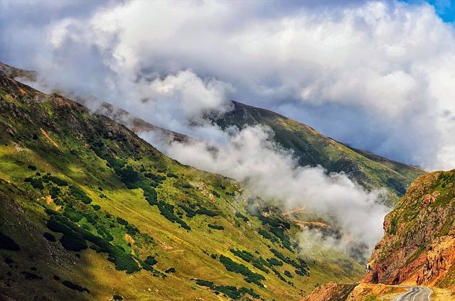 Mountain, Nature, Panoramic, Sky, Turkey, Landscape