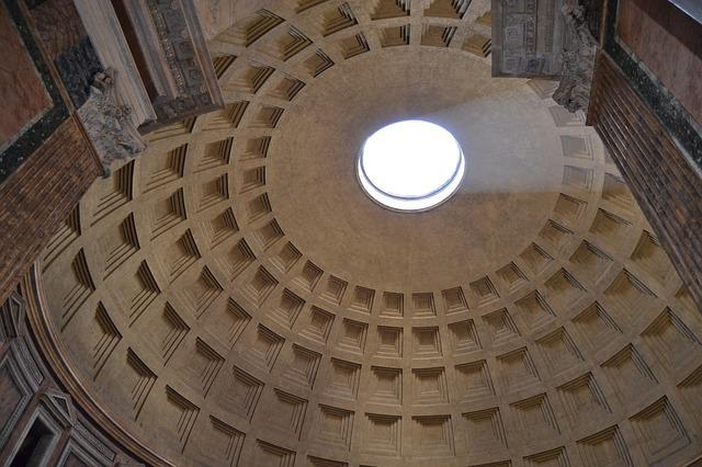 Pantheon, Monument, Rome
