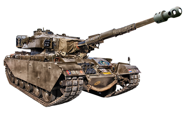 Tank, Panzer, Battle Tank, Gun, Military Equipment