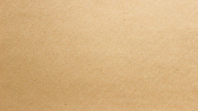 Paper, Texture, Brown, Natural, Background, Document