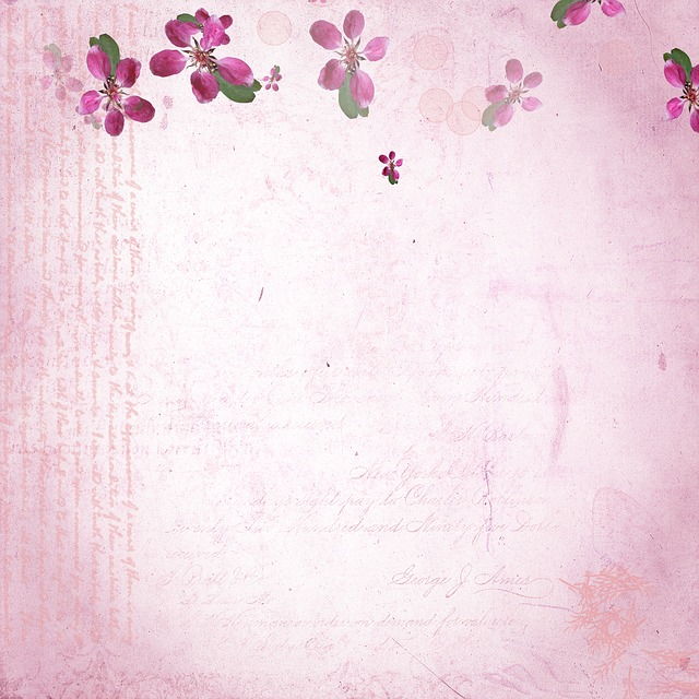 Scrapbook, Paper, Background, Summer, Spring, Flowers