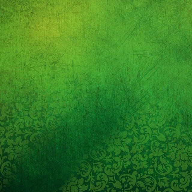 Background, Green, Grunge, Vintage, Scrapbook, Paper