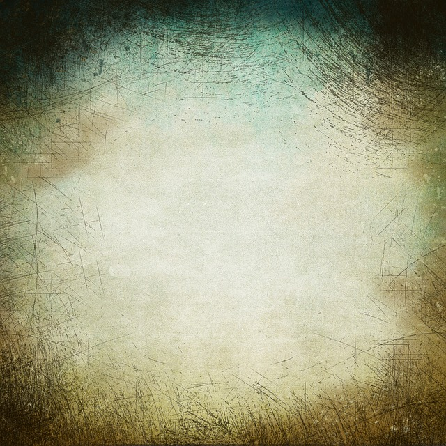 Background, Grunge, Vintage, Paper, Old, Blue