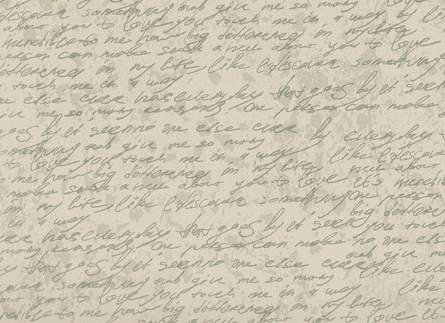 Background, Font, Old, Letters, Paper, Stains, Write