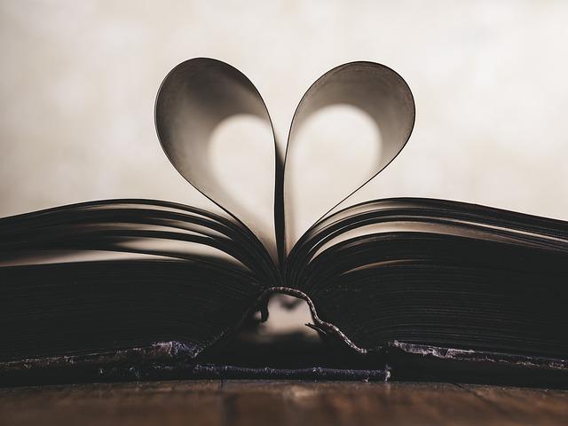 Paper, Romance, Symbol, Valentine, Love, Book, Open