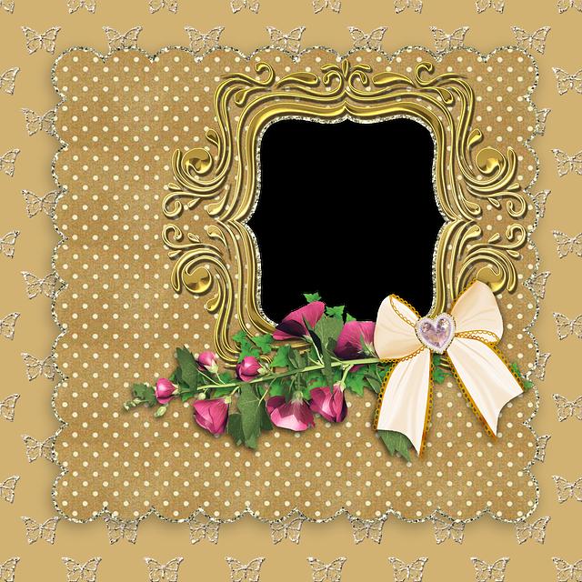 Scrapbook, Background, Photo, Paper, Image