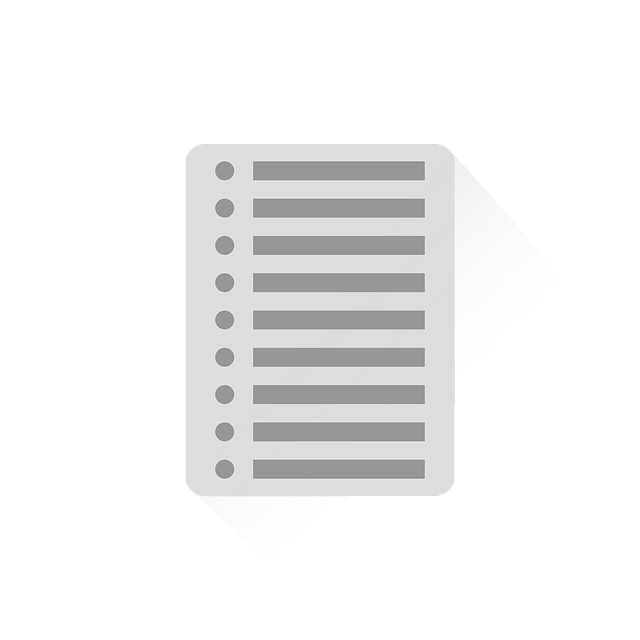 List, Checklist, Paper, To Do, Registration