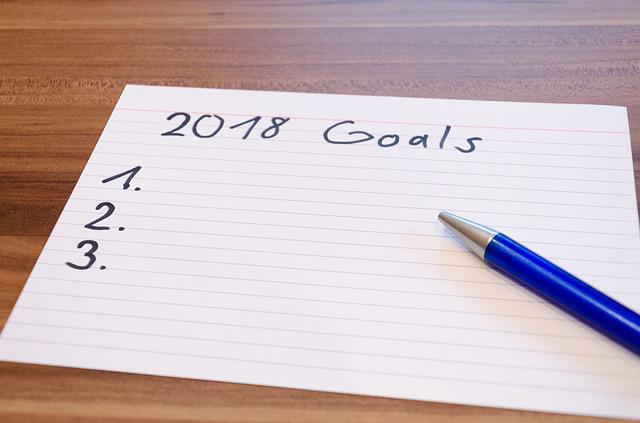 Paper, Document, Write, Resolutions, New Year