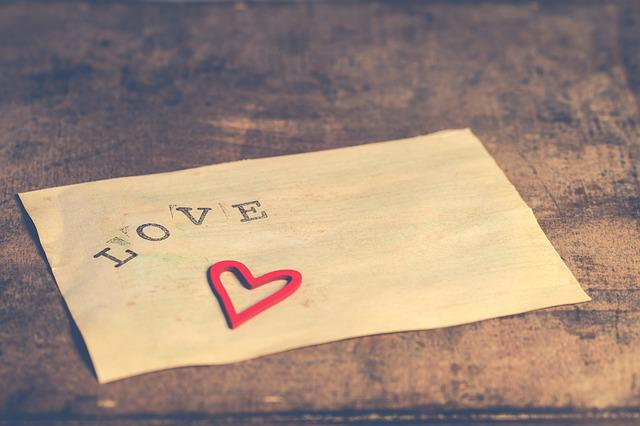 Paper, Love, Valentine, Romantic, Background, Heart