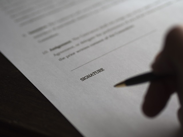 Business, Signature, Contract, Deal, Paperwork, Hand