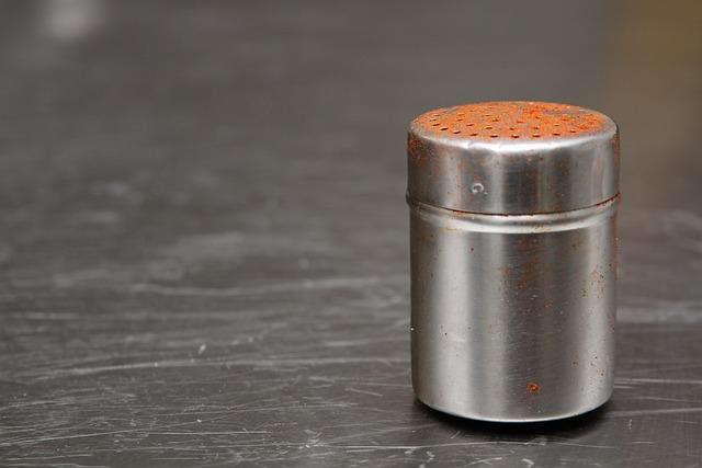 Paprika, Spice Jar, Season, Spreader, Paprika Faithful