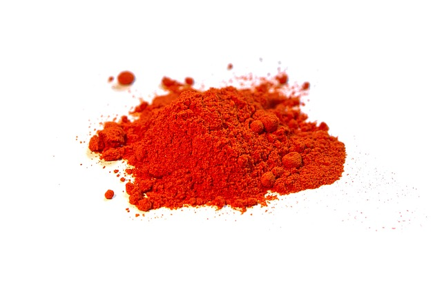 Clear, Kitchen, Single, One, Red, Paprika, Spice