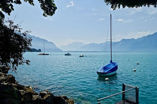 Yacht, Tranquil, Mooring, Seascape, Water, Paradise