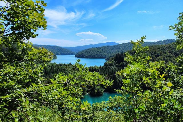 Lake, Paradise, Croatia, Plitvice, Water, Landscape
