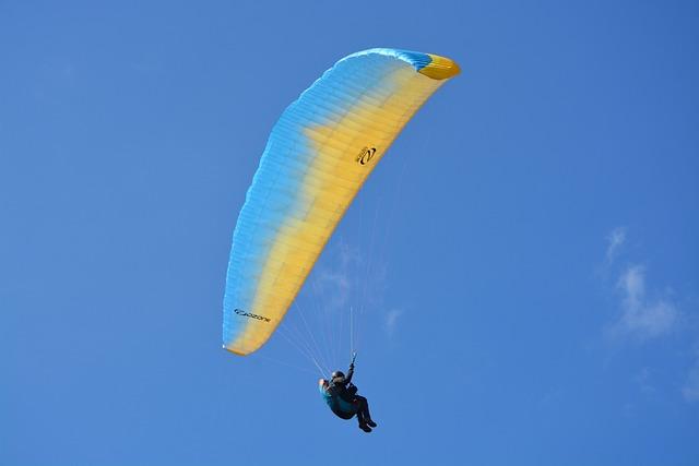 Paragliding, Paraglider, Fifth Wheel, Free Flight