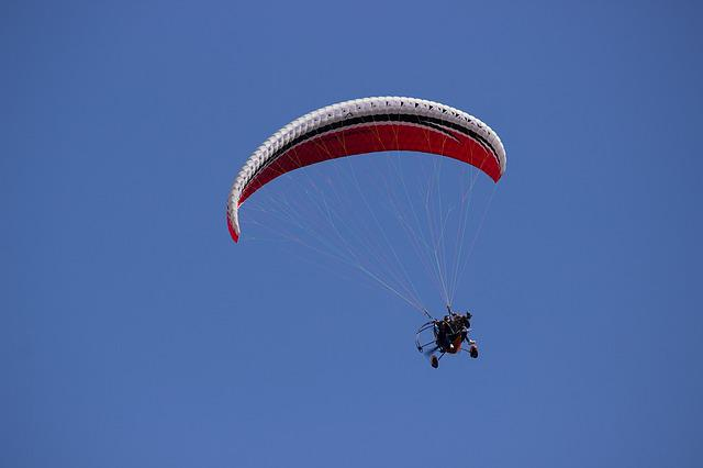 Paragliding, Paraglider, Fly, Trike, Air Sports