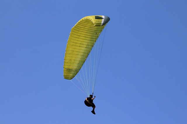 Paragliding, Air Sports, Paraglider, Sport, Flying, Sky