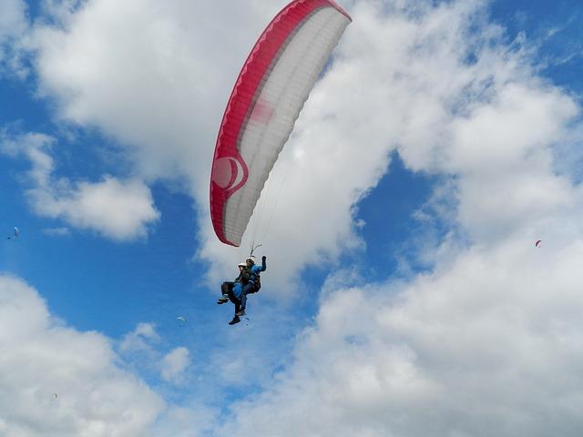 Paragliding, Paragliding Bi-place, Paragliders