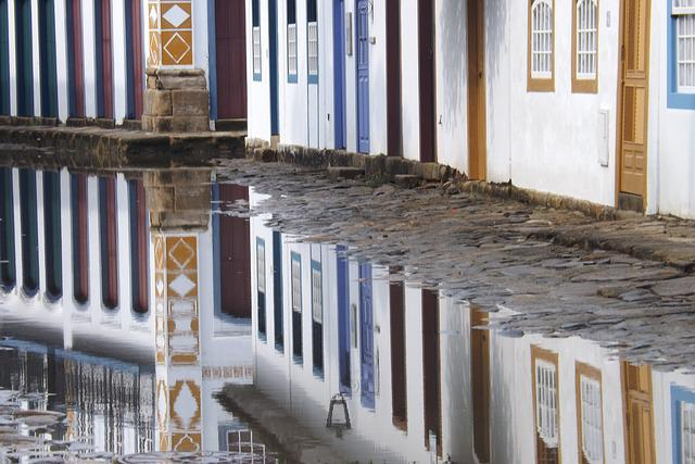 Architecture, Window, House, Travel, Old, Paraty, Rio
