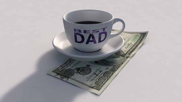 Father's Day, Family, Day, Parent, Holiday, Dollar