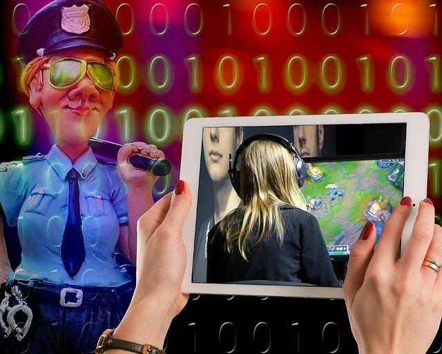 Police, Parents, Risk, Internet, Control