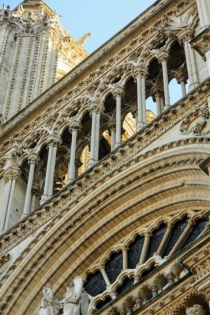 France, Paris, Notre Dame, Notre-dame