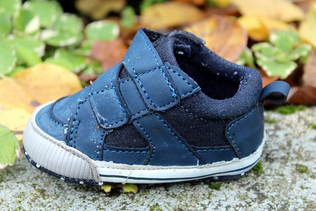 Shoes, Death, Child, Park, Spacer, Autumn, Nature