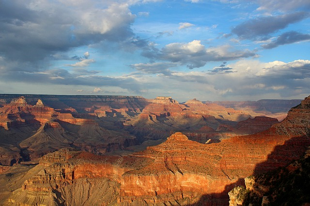 Grand Canyon, Landscape, Park, Nature, Travel, Rock