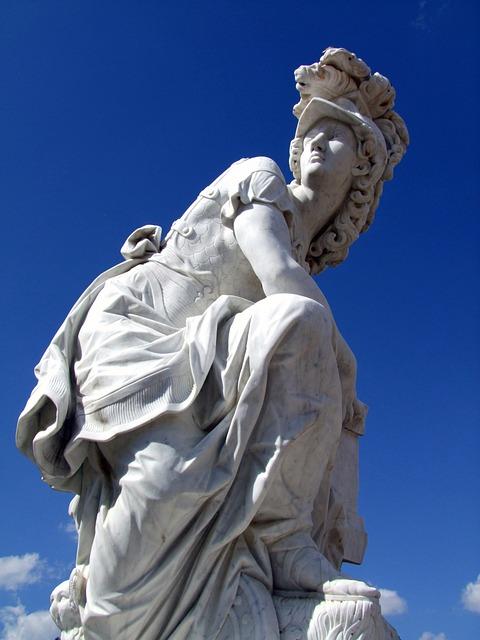 Sculpture, Statue, Park Sanssouci, Potsdam