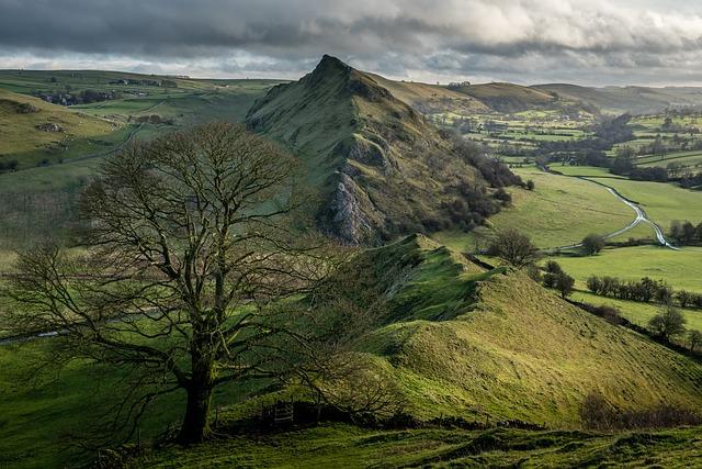 Chrome Hill, Parkhouse Hill, Peak District, Derbyshire