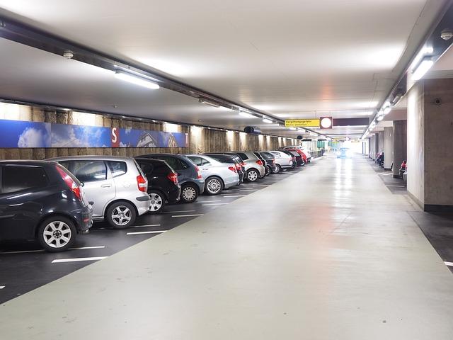 Multi Storey Car Park, Parking, Park Level, Park