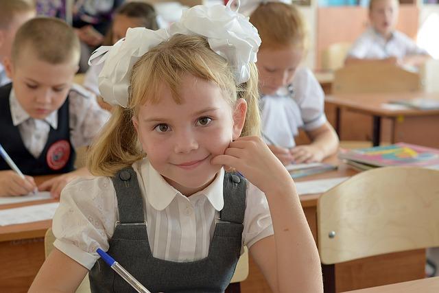 Schoolboy, Study, Girl, Schoolgirl, Parta