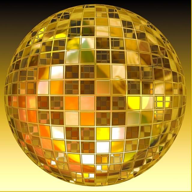 Ball, Disco Ball, Jump, Dance, Light, Party, Disco