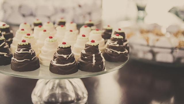 Pastry, Candy, Party