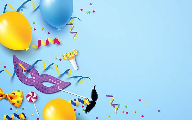 Fun, Balloon, Carnival, Party
