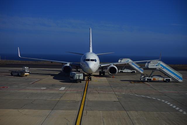 Aircraft, Airport, Passenger Aircraft, Travel Plane