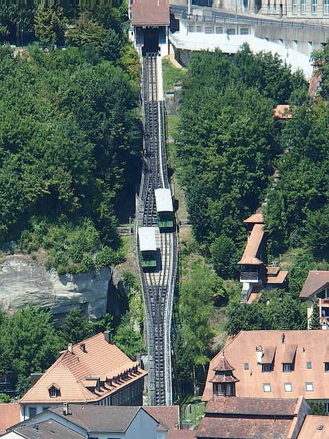 Freiburg, Passenger Transport, Rack Railway