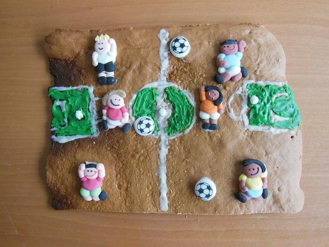 Biscuit, Eat, Football, Cookie, Pastries