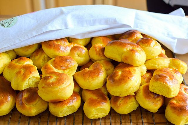 Lussekatter, Buns, Saffron, Pastries, Tradition, Lucia