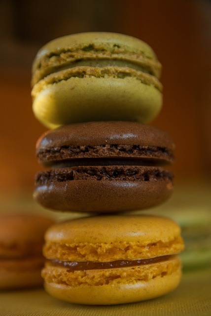 Macaroons, Cakes, Pastry, Biscuits