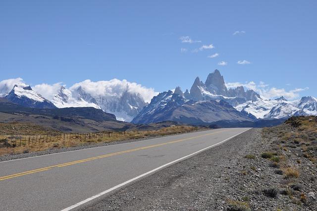 Argentina, South America, Patagonia, Fitz Roy, Mountain